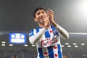 'Kinh khủng! Đoàn Văn Hậu thi đấu 1 phút cho Heerenveen có giá 1,2 tỷ'