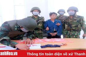 BĐBP Thanh Hóa liên tiếp bắt giữ 3 vụ vận chuyển ma túy trái phép