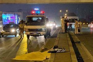 Nguyên nhân vụ tai nạn người đi xe máy tử vong đường vành đai 2