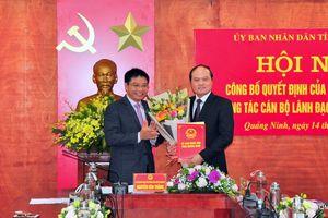Tin nhân sự, lãnh đạo mới tại TP.HCM, Quảng Ninh, Quảng Trị