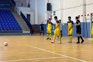 Tuyển futsal Việt Nam đánh bại đội bóng Tây Ban Nha