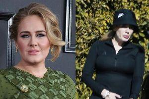 Diện mạo mới của 'họa mi nước Anh' Adele sau khi giảm 45 kg