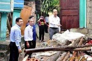 Gần 40 hộ tự nguyện tháo dỡ nhà ở dự án di dân khỏi Kinh thành Huế