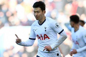Thắng nghẹt thở Ason Villa 3-2, Tottenham áp sát tốp 4