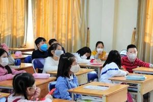 Tất cả 63 tỉnh, thành phố tiếp tục cho học sinh nghỉ học