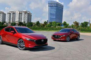 Mazda3 2020 bán chạy nhất phân khúc xe hạng C tháng 1/2020
