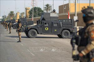 Xác nhận Đại sứ quán Mỹ và căn cứ có lính Mỹ ở Iraq bị tấn công bằng rocket