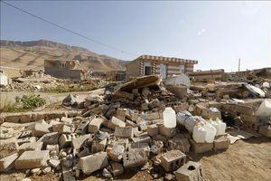 Động đất mạnh làm rung chuyển Iran
