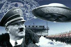 Chấn động: Trùm phát xít Hitler được người ngoài hành tinh giúp đỡ?