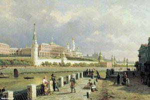 Điện Kremlin thế kỷ 18 và những bí ẩn chưa được giải mã