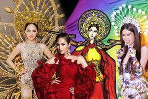 Hoài Sa tiết lộ bản vẽ Trang phục dân tộc 'Bà Triệu' quyền lực: Áo dài trở lại Miss Int' Queen