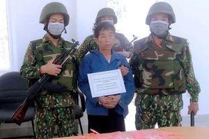 Thanh Hóa: Bắt giữ 3 vụ vận chuyển ma túy