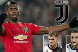 Juventus chi đậm để có người sát cánh cùng Ronaldo