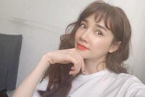 Chuyện showbiz: Nhã Phương đổi kiểu tóc 'bà thím' vẫn xinh đẹp bất ngờ