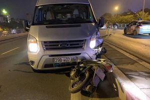 Đi xe máy ngược chiều gây tai nạn, chết rồi vẫn phải bồi thường
