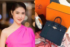 Bộ sưu tập túi xách tiền tỷ của người mẫu Thu Hằng