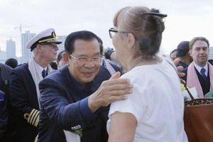 Truy tìm hành khách du thuyền cập cảng Campuchia sau ca nhiễm virus