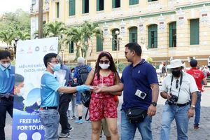 Bảo đảm an toàn cho du khách nước ngoài đến Việt Nam
