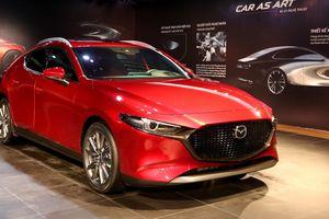 Lỗi phanh khẩn cấp trên Mazda3 mới về Việt Nam: Chỉ xuất hiện cục bộ