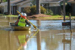 Mỹ: Bang Mississippi ban bố tình trạng thiên tai khẩn cấp do nước lũ
