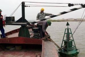 Đấu thầu rộng rãi 50 gói thầu bảo trì đường thủy quốc gia năm 2020