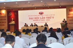Đảng bộ cơ quan Tổng công ty Thuốc lá Việt Nam: Giữ vững vai trò hạt nhân lãnh đạo