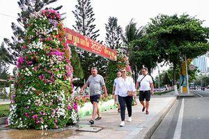 Khách Nga đến Khánh Hòa khá ổn định