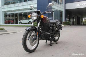 Chi tiết Benelli Imperiale 400 tại Việt Nam giá bán chỉ 93 triệu đồng
