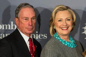 Bà Hillary sẽ làm Phó tổng thống?
