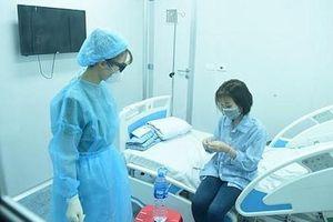 Hôm nay, hai bệnh nhân nhiễm Covid-19 ở Vĩnh Phúc được xuất viện