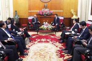 Đẩy mạnh các hoạt động để hàng Việt ra thế giới