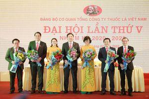Đảng bộ Cơ quan TCT Thuốc lá Việt Nam: Đoàn kết thống nhất, gương mẫu trách nhiệm, tư duy sáng tạo, hành động hiệu quả