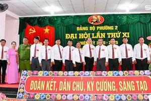 Đại hội điểm cấp cơ sở đầu tiên của tỉnh Sóc Trăng thành công tốt đẹp