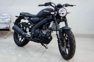 Cận cảnh Yamaha XSR 155 tại VN - nhập tư nhân, giá hơn 80 triệu