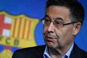 Lãnh đạo Barca bị kiện sau vụ tố thuê người bôi nhọ Messi