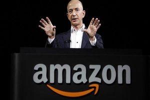 CEO Tập đoàn Amazon chi 10 tỷ USD chống biến đổi khí hậu