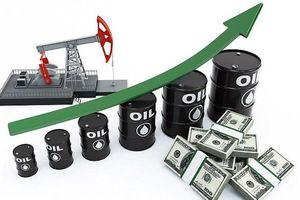 Giá dầu thô tăng trở lại sau những nỗ lực của Trung Quốc