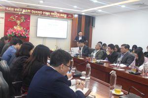 Sở Tư pháp Quảng Ninh quán triệt Nghị quyết của Tỉnh ủy