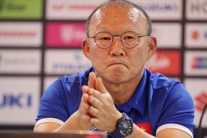 Lý do khiến HLV Park Hang seo trở lại Việt Nam muộn hơn dự định