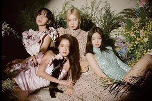 Bộ tứ idol BlackPink sang chảnh hút mắt trên Vogue Hàn