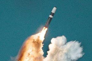 Mỹ thử nghiệm tên lửa có khả năng mang đầu đạn hạt nhân