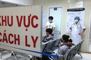 Dịch Covid-19 ngày 18/2: Thêm 86 người từ vùng dịch về Hà Nội phải giám sát y tế