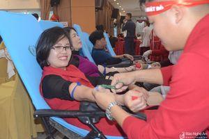 Nghệ An: Lượng máu dự trữ còn rất ít