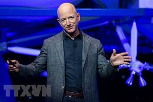 CEO Amazon cam kết tài trợ 10 tỷ USD cho chống biến đổi khí hậu