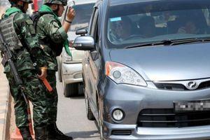 Thái Lan tiếp tục gia hạn sắc lệnh khẩn cấp ở 3 tỉnh cực Nam