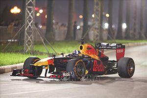 Ban tổ chức thông báo Giải đua xe Công thức 1 tại Việt Nam vẫn diễn ra như kế hoạch