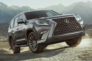 Bảng giá xe Lexus tháng 2/2020: Thêm lựa chọn mới, tăng giá