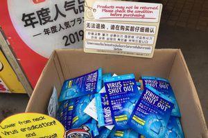 Thực hư tác dụng của thẻ đeo chống virus, kháng khuẩn