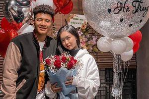 Đức Chinh và bạn gái nóng bỏng ngày càng chăm khoe ảnh tình tứ bên nhau