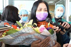 Chia sẻ xúc động của nữ bệnh nhân nhiễm virus COVID-19 ở 'tâm dịch' Vĩnh Phúc: Từ lo lắng, buồn chán tới vui mừng vì được chữa khỏi